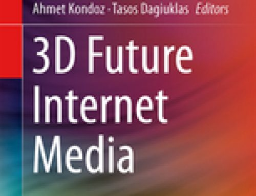 Chapter in 3D Future Internet Media