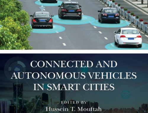 Chapter in Connected and Autonomous Vehicles in Smart Cities