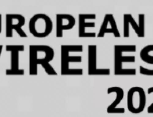 EUROPEAN WIRELESS 2020 -> 2021 – 10th-12th November 2021